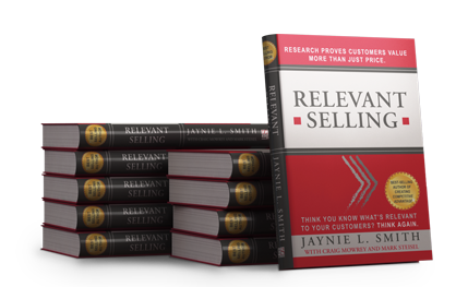 Jaynie Smith Relevant Selling Book