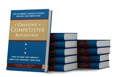 Jaynie Smith - Competitive Advantage Book